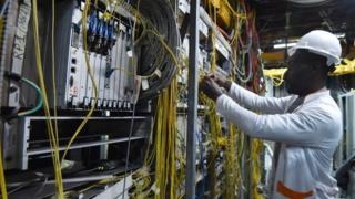 Telecommunication engineer for Abidjan, Cote d'Ivoire
