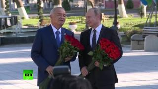 Putin va Karimov