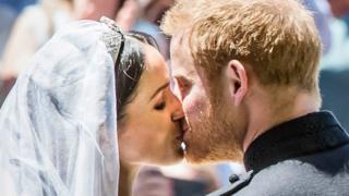 Di love tori of Prince Harry and Meghan Markle