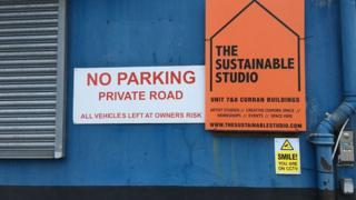 the sustainable studio