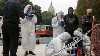 Investigan ataque a diputado en Argentina