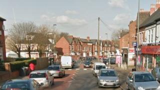 Heathfield Road, Handsworth