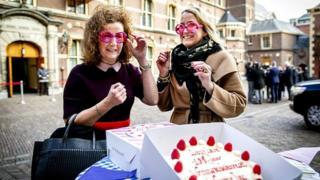 Hollanda Eğitim, Kültür, Bilim ve Eşit Haklar Bakanı Ingrid van Engelshoven