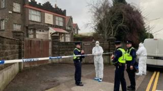 RTÉ is reporting that the incident is being treated as murder