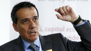 Peru's Finance Minister Alonso Segura said country wouldn't accept legal challenge