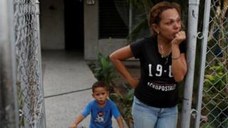 Pek çok Venezuelalı göç etmekten başka bir çare bulamıyor