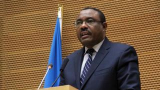 Le Premier ministre éthiopien, Hailemariam Desalegn