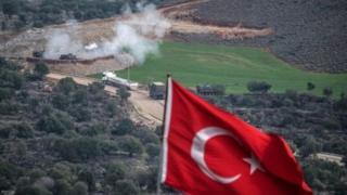 عملیات ترکیه علیه کردها در شمال غرب سوریه