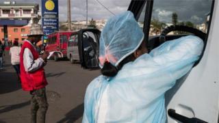 بدأت السلطات في مدغشقر حملة موسعة للتصدي للطاعون