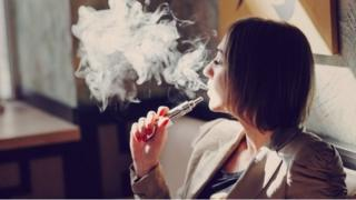 Vaping can damage vital immune system cells
