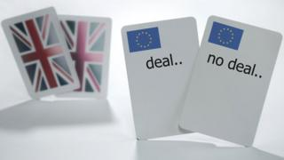 deal or no deal brexit cards