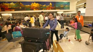 দিল্লি বিমানবন্দর থেকে আন্তর্জাতিক পর্যটকের সংখ্যা বহুগুণ বেড়েছে