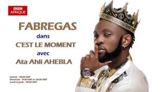 Le chanteur congolais Fabregas dévoile dans l'émission musicale ''C'est le moment le moment'', présentée par Ata Ahli Ahebla, son nouveau single '' Epave'' qui sort le 3 mai.