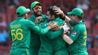 پاکستان، ویسٹ انڈیز