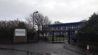 Factory workers were told of the move at a meeting on Friday