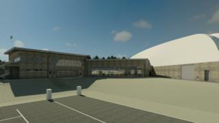 CGI plans for Bristol Rugby training facilities