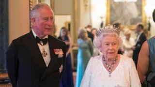 Di Queen don bin give her support to Prince Charles to replace her as Commonwealth head
