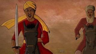 ২০ হাজার সেনা নিয়ে অনেক যুদ্ধাভিযান চালিয়েছিলেন রানী আমিনা