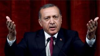 Turkiya prezidenti