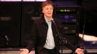 Paul McCartney touring Australia in December