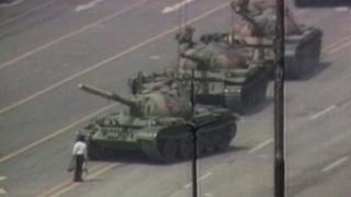 China and tank