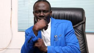 Kassim Afegbua, agbẹnusọ ọgagun Babangida