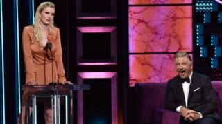 Ireland Baldwin lays into father Alec on notorious voicemail message