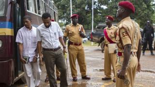 Kampala, Fifa, Museveni