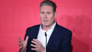Labour leadership: Starmer urges end to Westminster power 'monopoly'