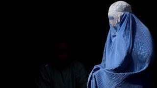 Afgan kadın