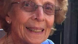 Joy, 94, who has recovered from coronavirus