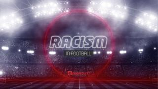 racism in football logo