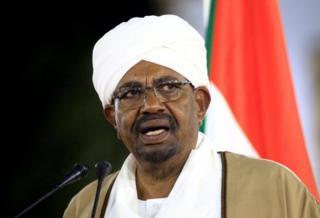 Sudan Devlet Başkanı Ömer El Beşir