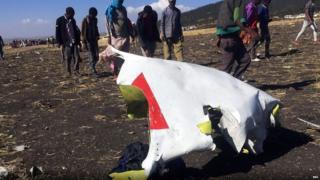 बोइंग विमान हादसा, इथियोपियन एयरलाइंस