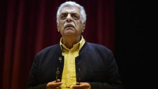 O jornalista e escritor Tariq Ali