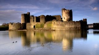 Why does Wales have so many castles?