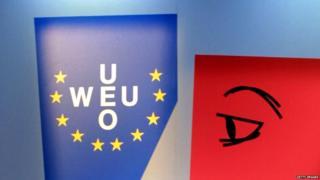 Western European Union logo