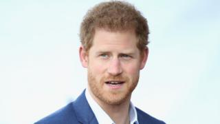 Prince Harry, 20 Apr 2017 file pic
