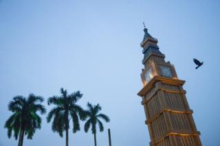 Replica of Big Ben in Kolkata