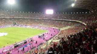 """Le comité d'organisation de la CAN 2019 veut """"renforcer leur présence [des supporters égyptiens] dans les tribunes""""."""