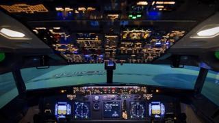 የቦይንግ 737 ኮክ ፒት