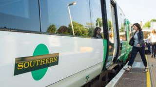 Southern trains