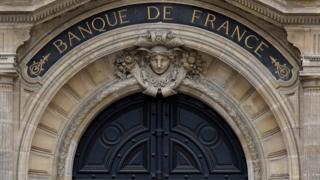 المصرف المركزي الفرنسي