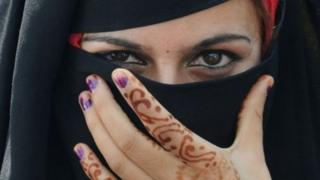 انڈین مسلم خواتین