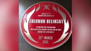 Red plaque