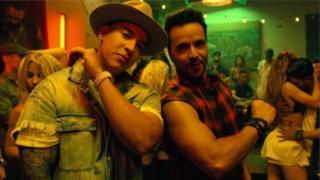 """Imagen del videoclip de """"Despacito"""" con Daddy Yankee y Luis Fonsi"""