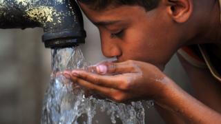 آبهای آلوده