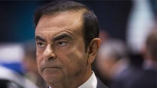Ông Carlos Ghosn, cựu chủ tịch Nissan