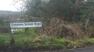 Commons School Road