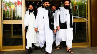 इसी साल मई में तालिबान के प्रतिनिधि मॉस्को में एक बैठक के लिए पहुंचे थे.